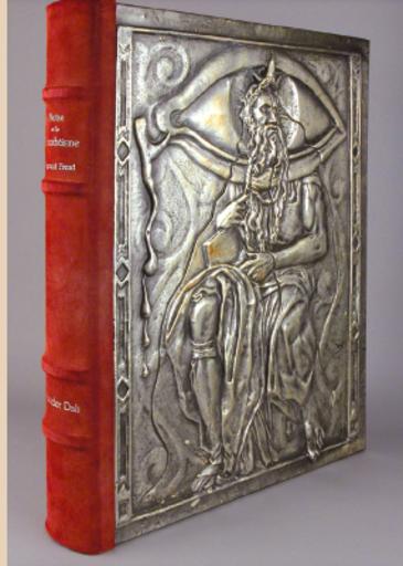 萨尔瓦多·达利 - 版画 - Moise et Monotheism