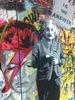 MR BRAINWASH - Gemälde - Juxtapose (Monumental)