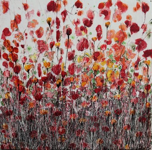 Donatella MARRAONI - Painting - Tutto passa ma noi no