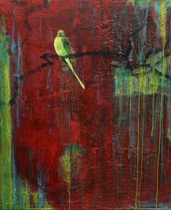 Tung-Wen MARGUE - Painting - Cadix