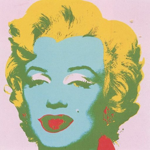 Andy WARHOL - Stampa-Multiplo - Marilyn