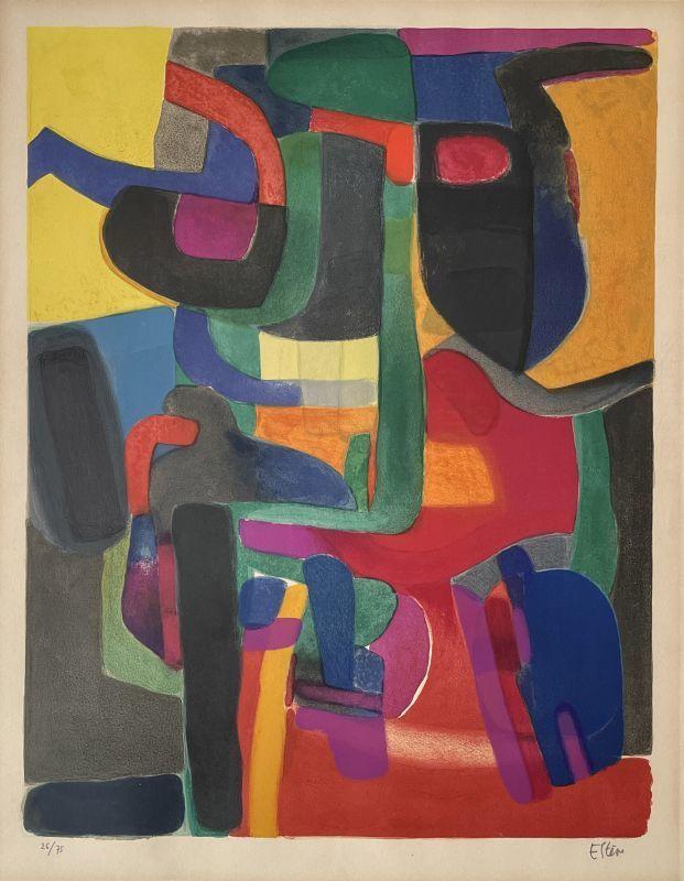 Maurice ESTEVE - Print-Multiple - Brandevin