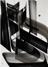 ZEPHA - Dessin-Aquarelle - Deconstruction Creative III