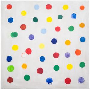 Jerry ZENIUK - Painting - Untitled n°349