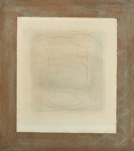 Ben NICHOLSON - Dessin-Aquarelle - Two or Free Forms