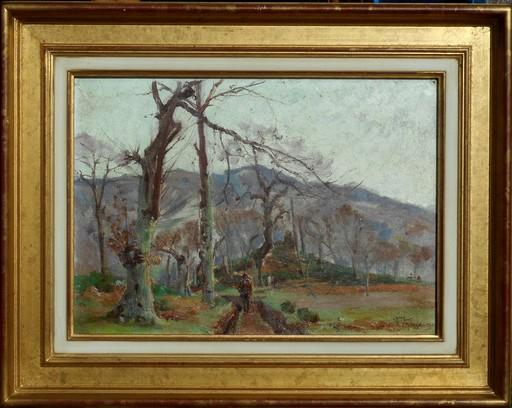 Louis Agricol MONTAGNÉ - Pintura