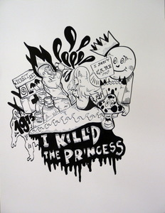 Fabien VERSCHAERE (1975) - I killed the princess