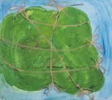 Jean MESSAGIER - Painting - Composition, 1970