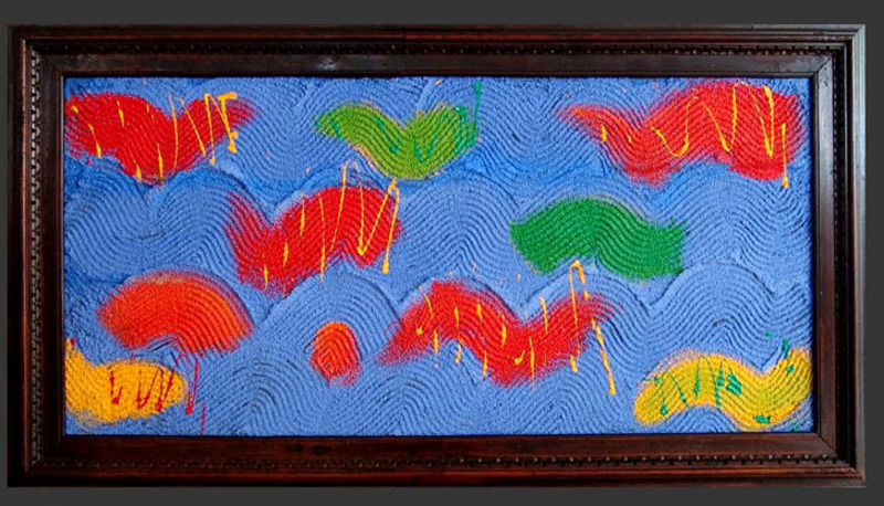 Fabian MARCACCIO - Painting - UNTITLED - 1996