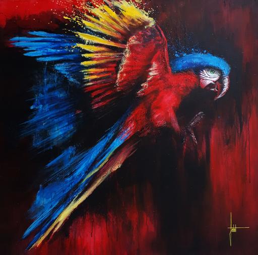 SANDROT - Painting - Pe7