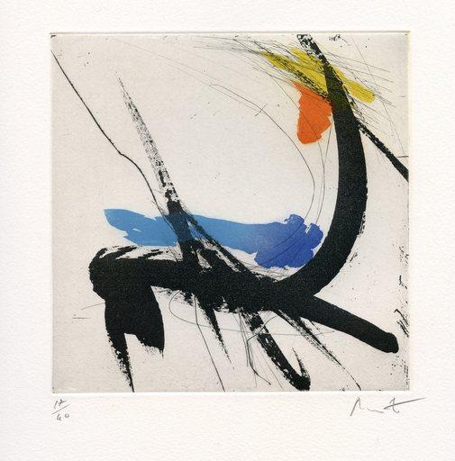 Jean MIOTTE - Print-Multiple - GRAVURE SIGNÉE AU CRAYON NUM/40 HANDSIGNED NUMB/40 ETCHING
