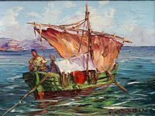 Raoul ABOUT - Gemälde