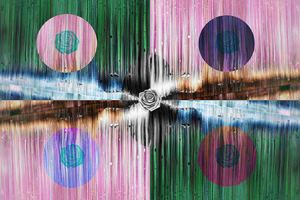 Sumit MEHNDIRATTA - Print-Multiple - Orso Rose