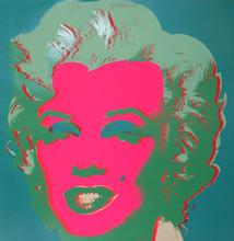 Andy WARHOL - Grabado - Marilyn FS II.30