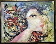 Servando CABRERA MORENO - Painting - Habanera