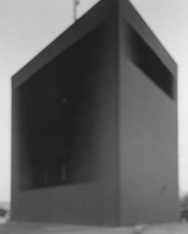 杉本博司 - 照片 - Signal Box - Herzog & de Meuron