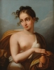 """Ludwig DOELL - Peinture - """"Pandora"""", ca. 1820, from Royal Collection"""