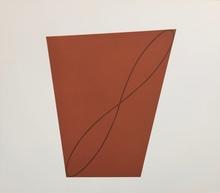 Robert MANGOLD - Estampe-Multiple - #9 from Attic Series II