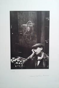 Henri CARTIER-BRESSON - Photography - BARRIO CHINO