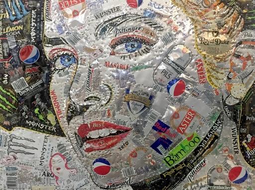 William ZANCA - Sculpture-Volume - Grace Kelly