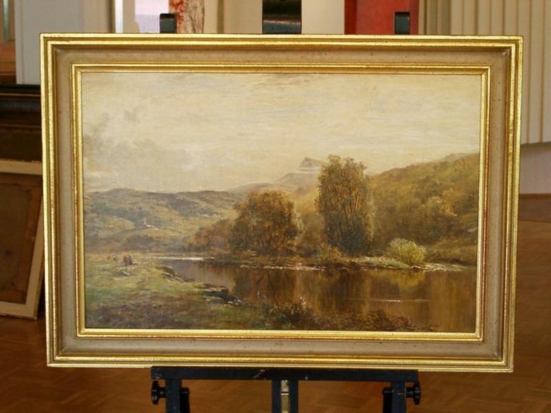 John Adams WHIPPLE - Pintura