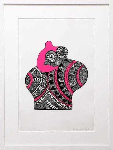 Niki DE SAINT-PHALLE - Print-Multiple - Nana
