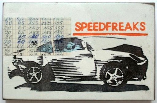 Jan M. PETERSEN - Scultura Volume - SPEEDFREAKS