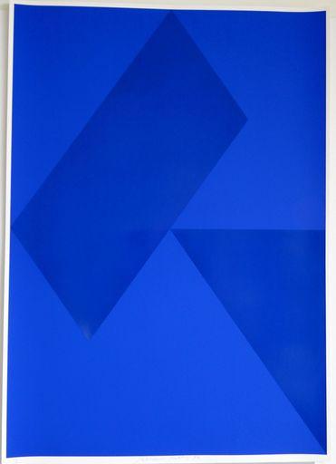Almir MAVIGNIER DA SILVA - Print-Multiple - 0.T.