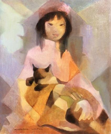 Micheline CHIBRAC - Pintura - Portrait