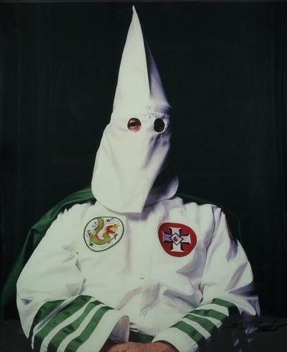 Andres SERRANO - Photo - Klansman : Grand Dragon of the Invisible Empire
