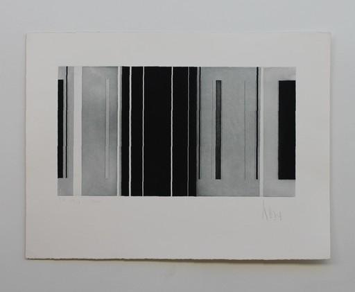 Luc PEIRE - Estampe-Multiple - VESANT