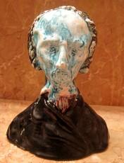 Aleksej Konstantinovic KOROVIN - Ceramic - Edgar Poe
