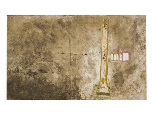 Hermann NITSCH - Peinture - 62 Aktion Trieste 1978