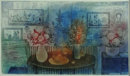 Arnold GROSS - Druckgrafik-Multiple - Still life
