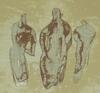 亨利•摩尔 - 版画 -  Ideas from a Sketchbook, from: Poetry   La Poésie