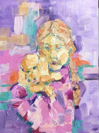 Nicole LEIDENFROST - Gemälde - Nora