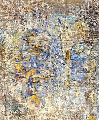 Emersy SART - Painting - Abstrait