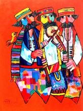 Jovan OBICAN (1918-1986) - *Orange Trio