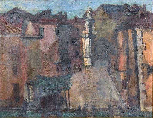 Giuseppe SANTOMASO - Peinture - Venezia