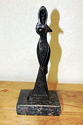 Alexander ARCHIPENKO - Escultura - GEOMETRIC STATUETTE