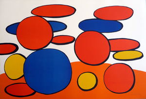 Alexander CALDER, Circles