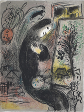Marc CHAGALL - Print-Multiple - Inspired | L'Inspiré