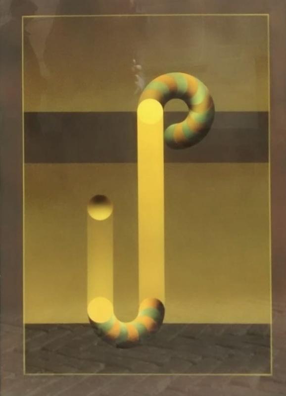 Julio LE PARC - Pintura - Untitled
