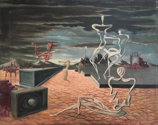 Walter LEWY - Pintura