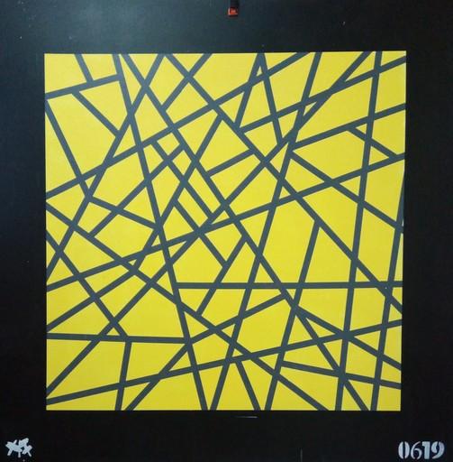 Harry BARTLETT FENNEY - Pittura - yellow catalist