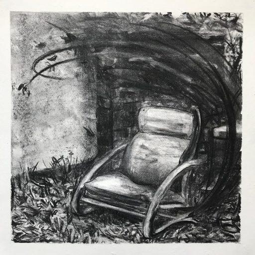 Marie DONNEVE - Drawing-Watercolor - « Voyage en confinement »