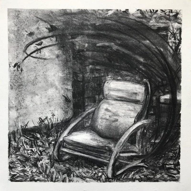 Marie DONNEVE - Dessin-Aquarelle - « Voyage en confinement »