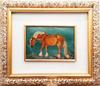 Antonio LIGABUE - Peinture - Cavallo