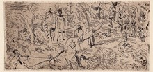 Jules PASCIN - Stampa Multiplo - On the South