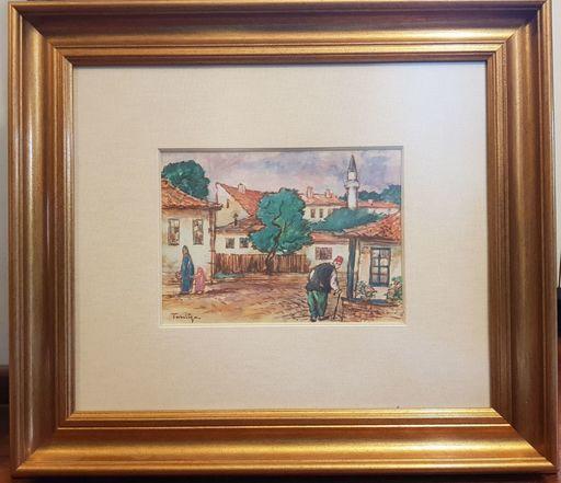 Nicolae TONITZA - Gemälde - Mangalia